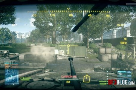 Electronic Arts Battlefield 3 confirmed and the rest of catalog for the 2011 GDC