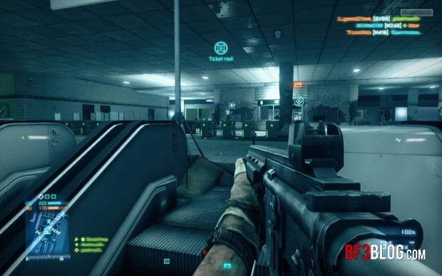 Battlefield 3 single player campaign length revealed