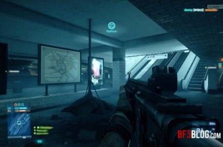 Battlefield 3 Close Quaters MAP screen revealed, looks too SMALL