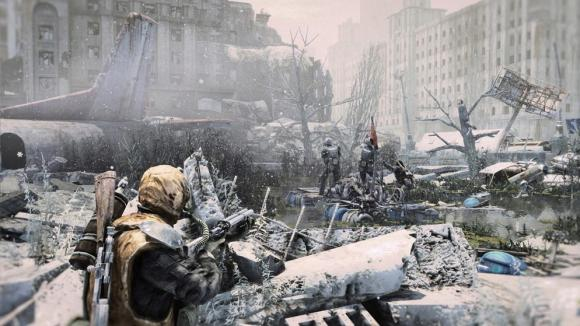 Metro Last Light: 12 Minutes of Gameplay Footage Released, looks Stunning