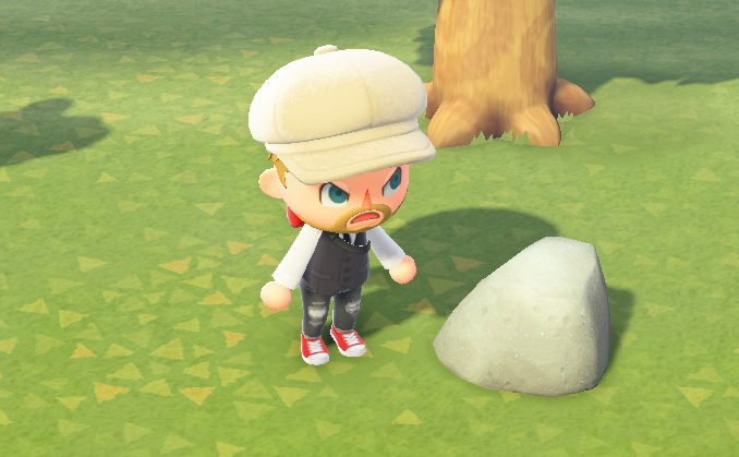 How to Destroy Rocks in Animal Crossing: New Horizons