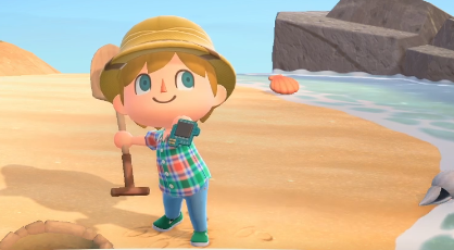 How to find Communicator Parts in Animal Crossing: New Horizons