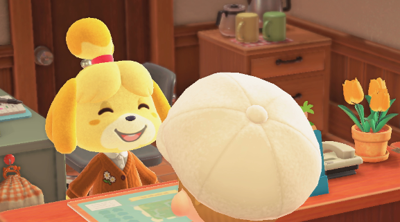 How to get Isabelle to join your Island in Animal Crossing: New Horizons