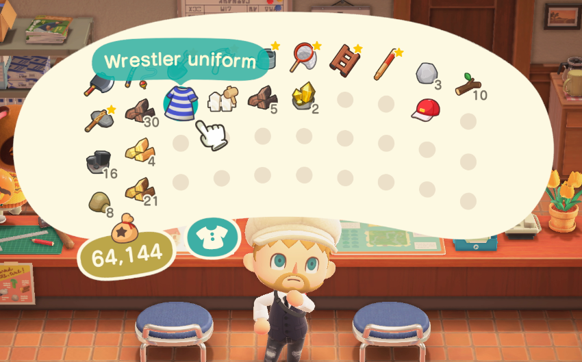 How to get more Inventory Space in Animal Crossing: New Horizons