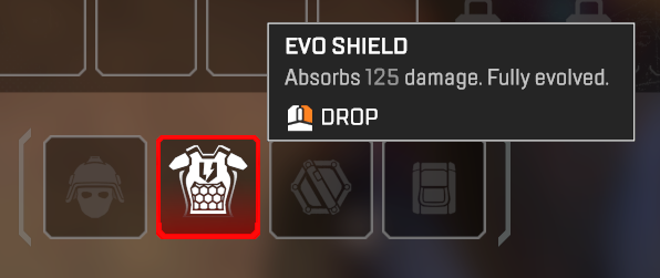 Evo Shield fully evolved