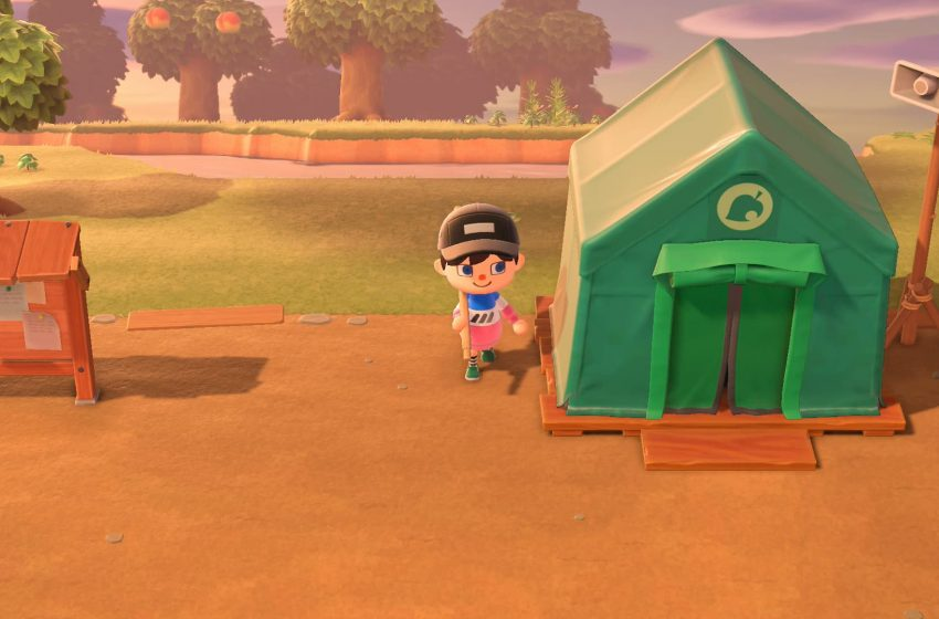 How to upgrade Resident Services in Animal Crossing: New Horizons