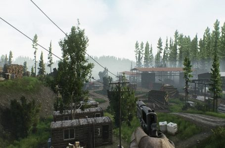 Escape From Tarkov Woods map guide – loot and key locations, extraction points, and more