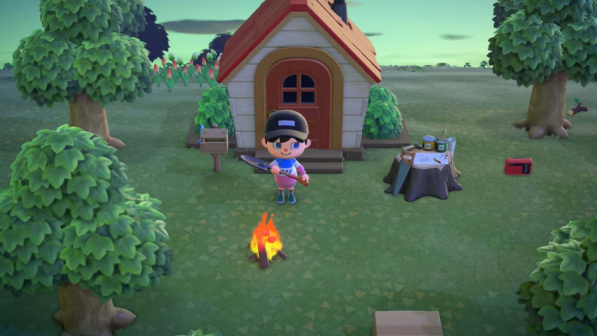 How To Change Roof Color In Animal Crossing New Horizons Gamepur