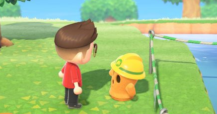 Are Gyroids in Animal Crossing: New Horizons?