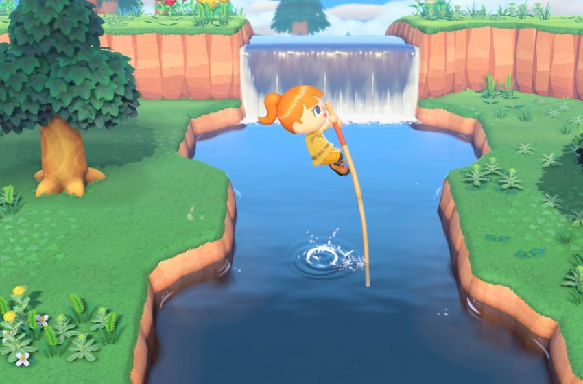 How to catch a Golden Trout in Animal Crossing: New Horizons