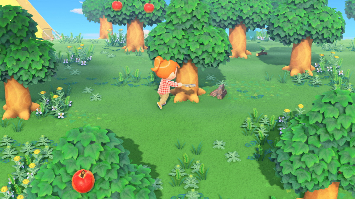 How To Plant Fruit Trees In Animal Crossing New Horizons Gamepur