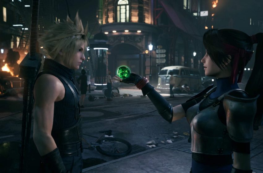 "Final Fantasy VII Remake is ""comparable in size to other mainline Final Fantasy games,"" says director"