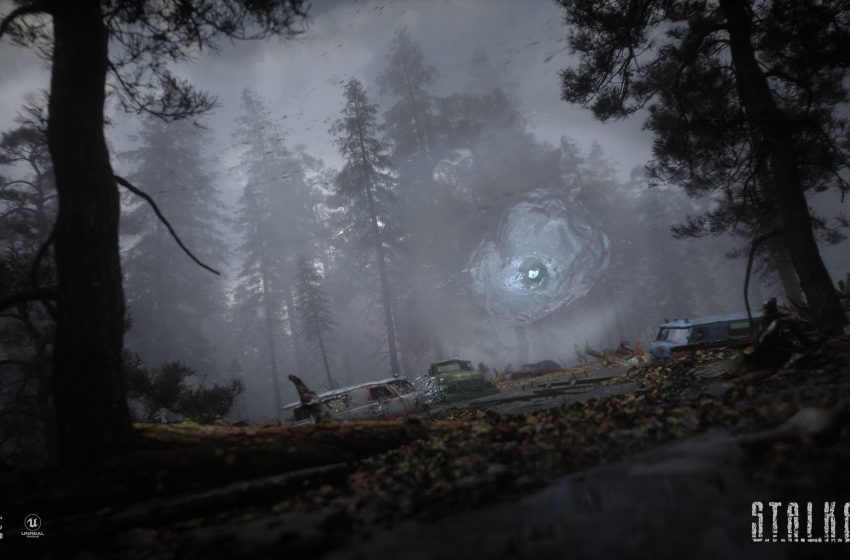 Our first look at S.T.A.L.K.E.R. 2 is as eerie as you'd expect
