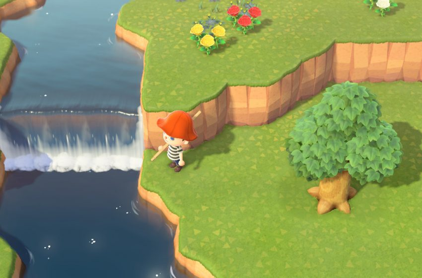 How to catch a stringfish in Animal Crossing: New Horizons