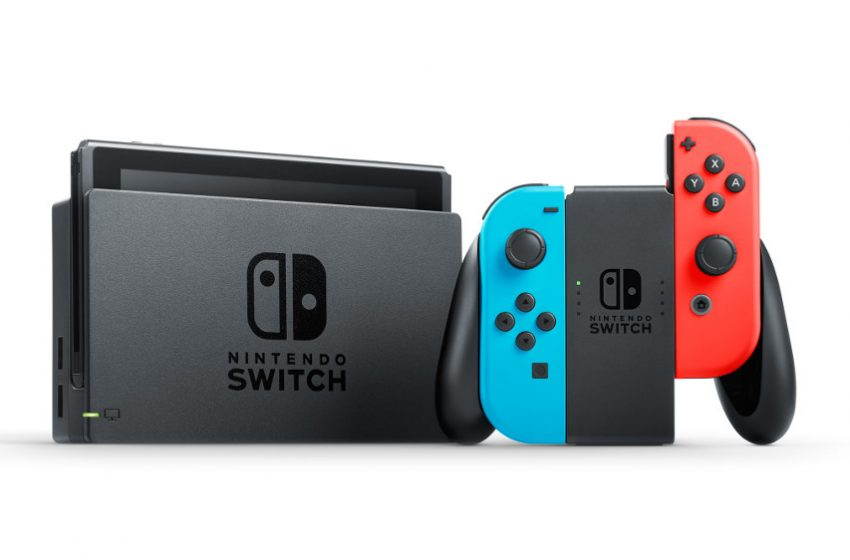 Where to find Nintendo Switch in stock (week of March 30)