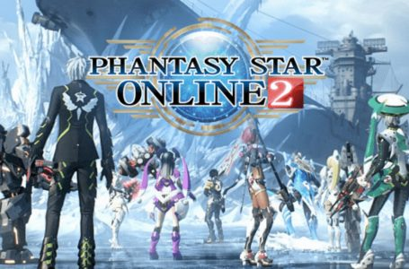 The best classes in Phantasy Star Online 2