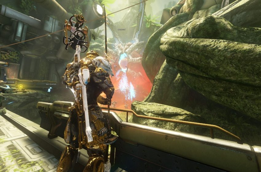 How to kill the Condrix in Warframe's Operation Scarlet Spear