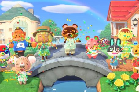 Animal Crossing helped Nintendo sell more Switch consoles than at launch in Japan