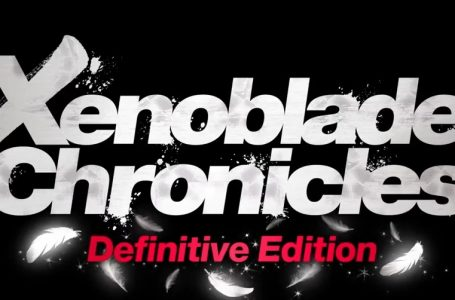 Xenoblade Chronicles: Definitive Edition's resolution can go as low as 378p