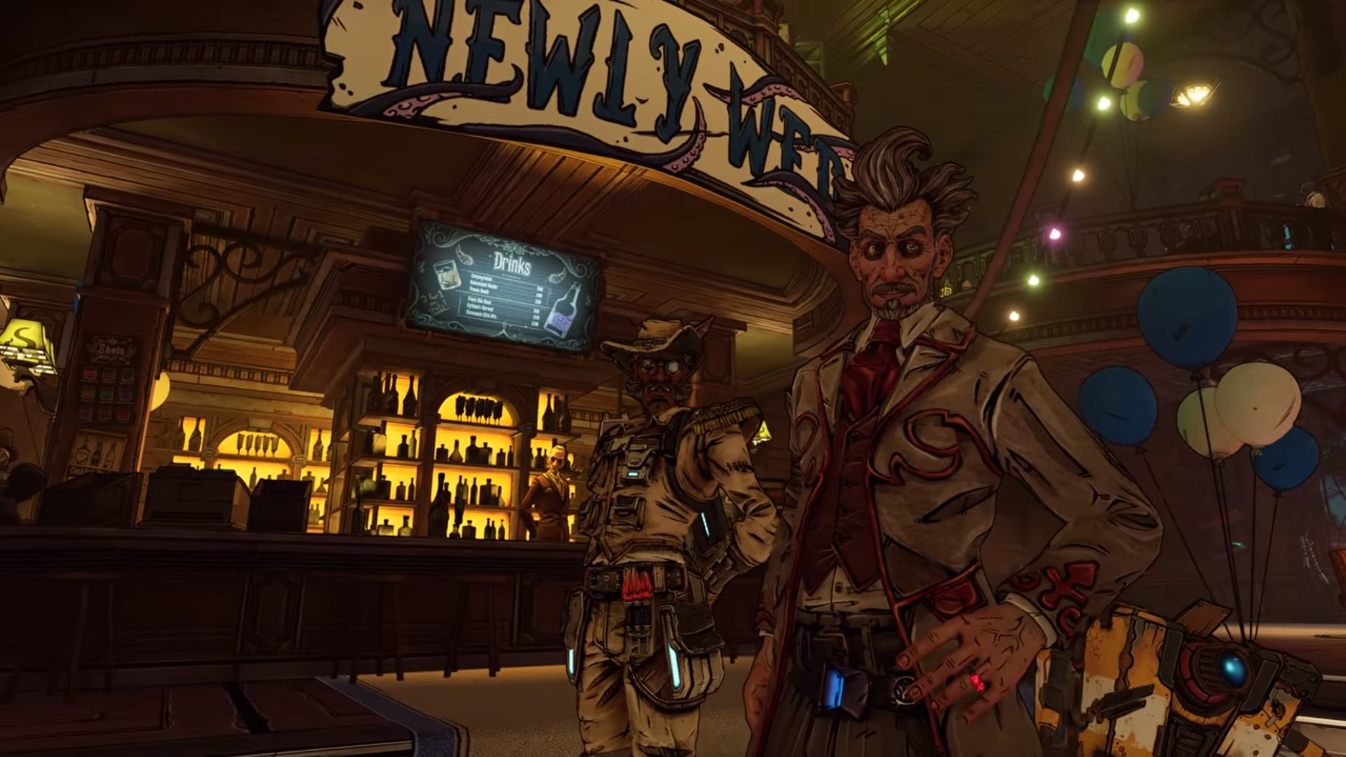 New Legendary Weapons in Borderlands 3 Guns, Love and Tentacles DLC