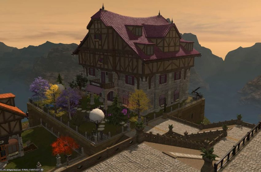 Final Fantasy XIV Housing Demolition suspended indefinitely because of Covid-19