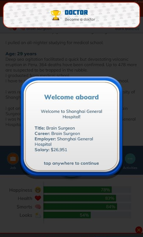 BitLife Doctor