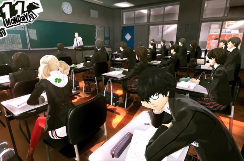 All crossword puzzle answers in Persona 5: Royal
