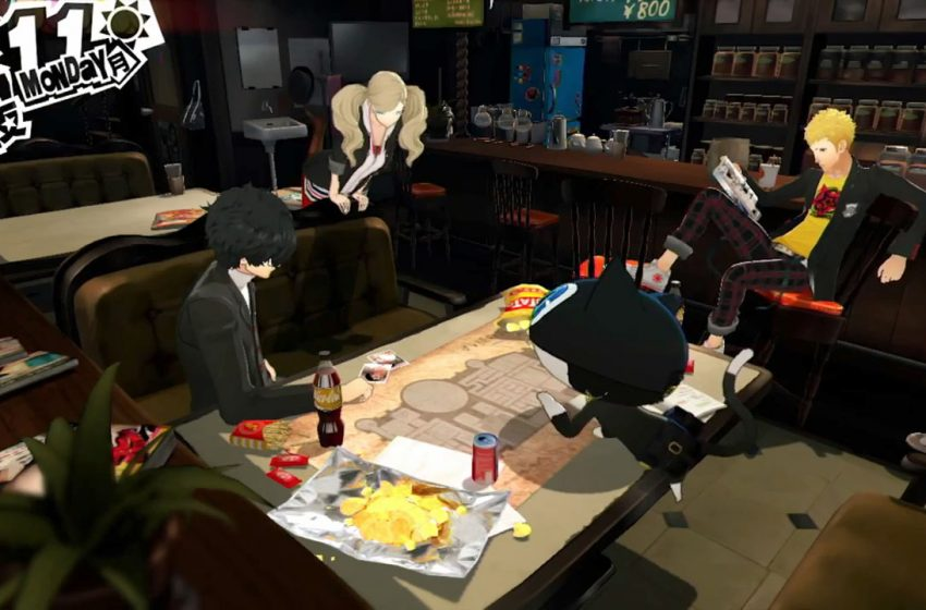 All classroom and exam answers in Persona 5: Royal