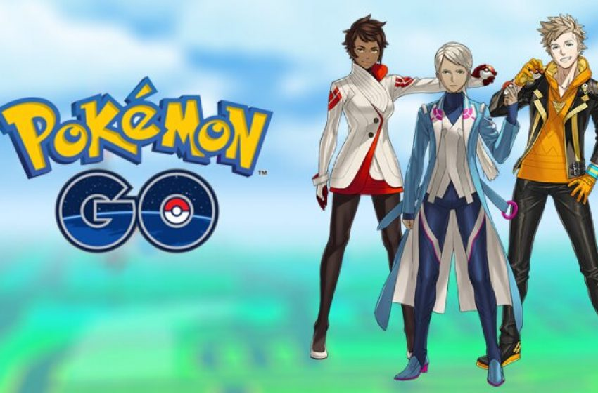 Pokemon Go Teams