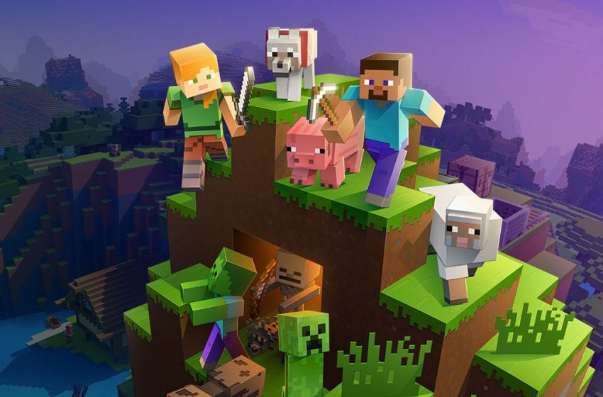 Minecraft's popularity is increasing once again