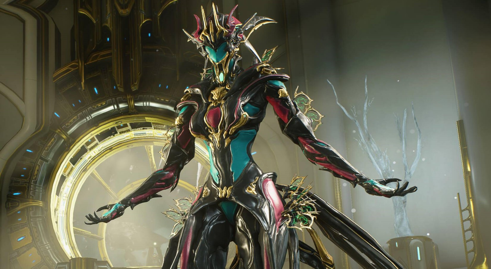 Titania Prime Eidolon Hunter build – Warframe