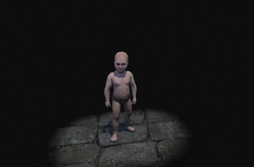 How to play as a baby in Mount and Blade 2: Bannerlord