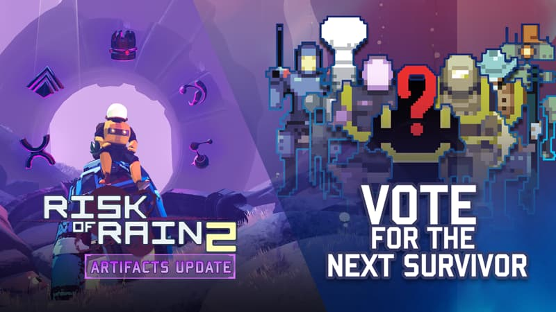 How to vote for the next Risk of Rain 2 character