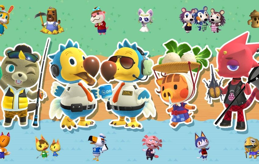 Super Smash Bros. Ultimate Spirit Board event introducing Animal Crossing: New Horizons characters