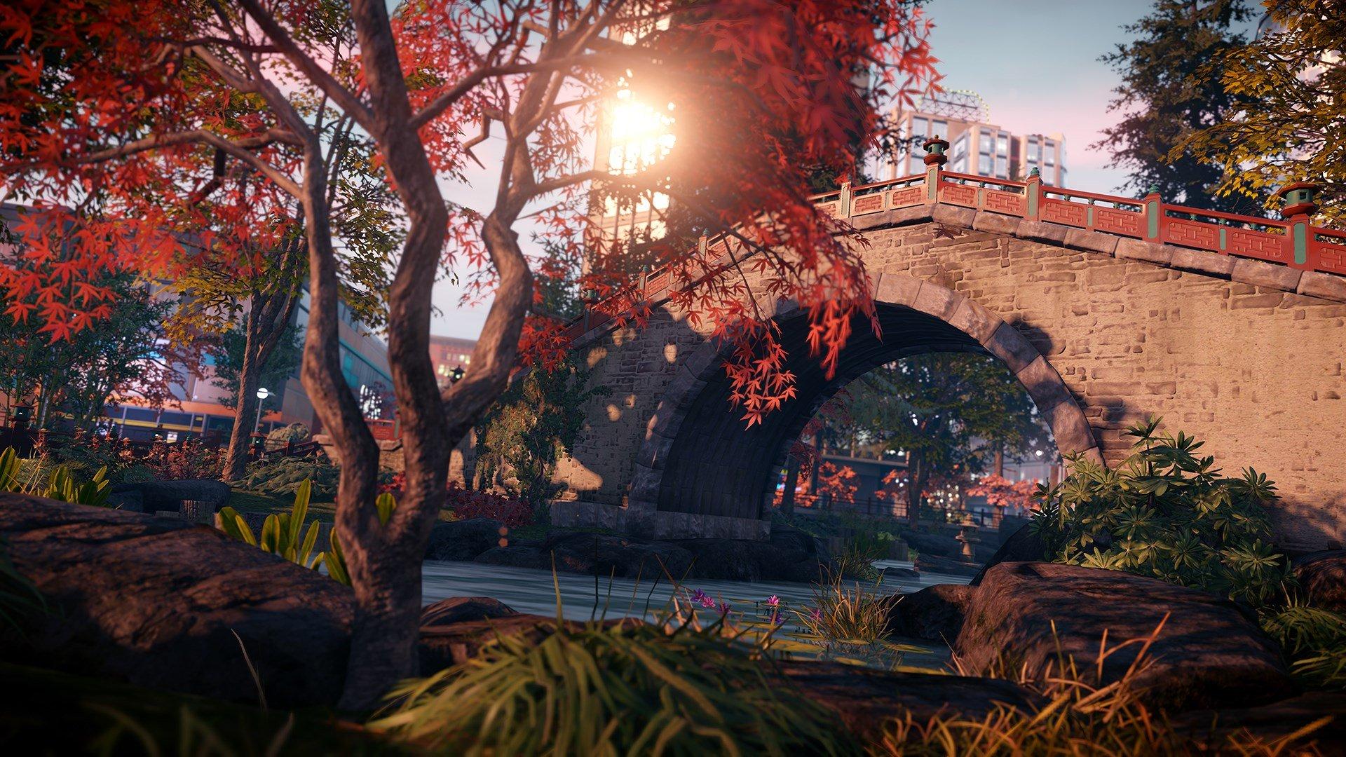 Infamous: Second Son Launch Screenshot