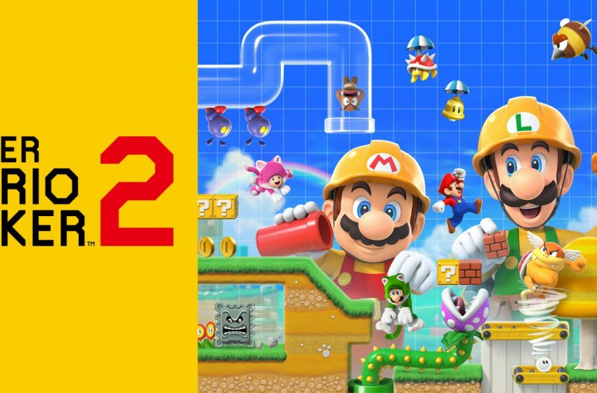 Super Mario Maker 2 Update Ver. 2 Turns Mario into Link with the Master Sword
