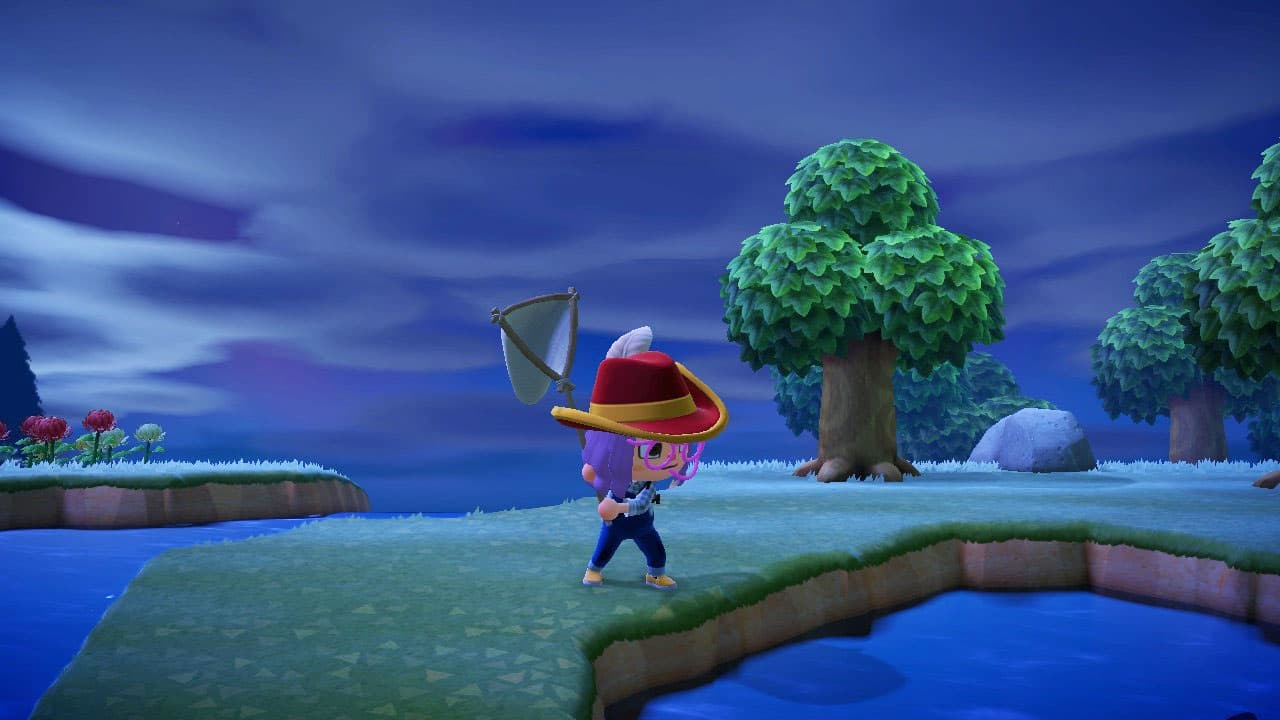 How to get the Giant Water Bug in Animal Crossing: New Horizons