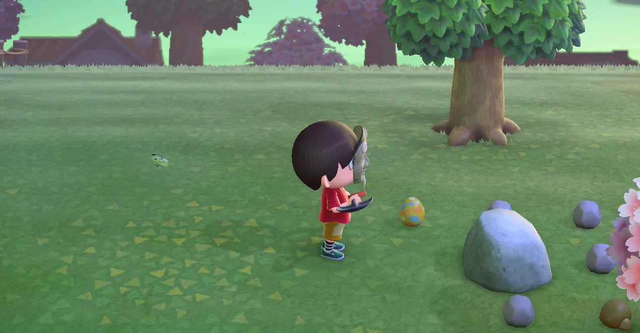 How to find Bunny Day Eggs in Animal Crossing: New Horizons