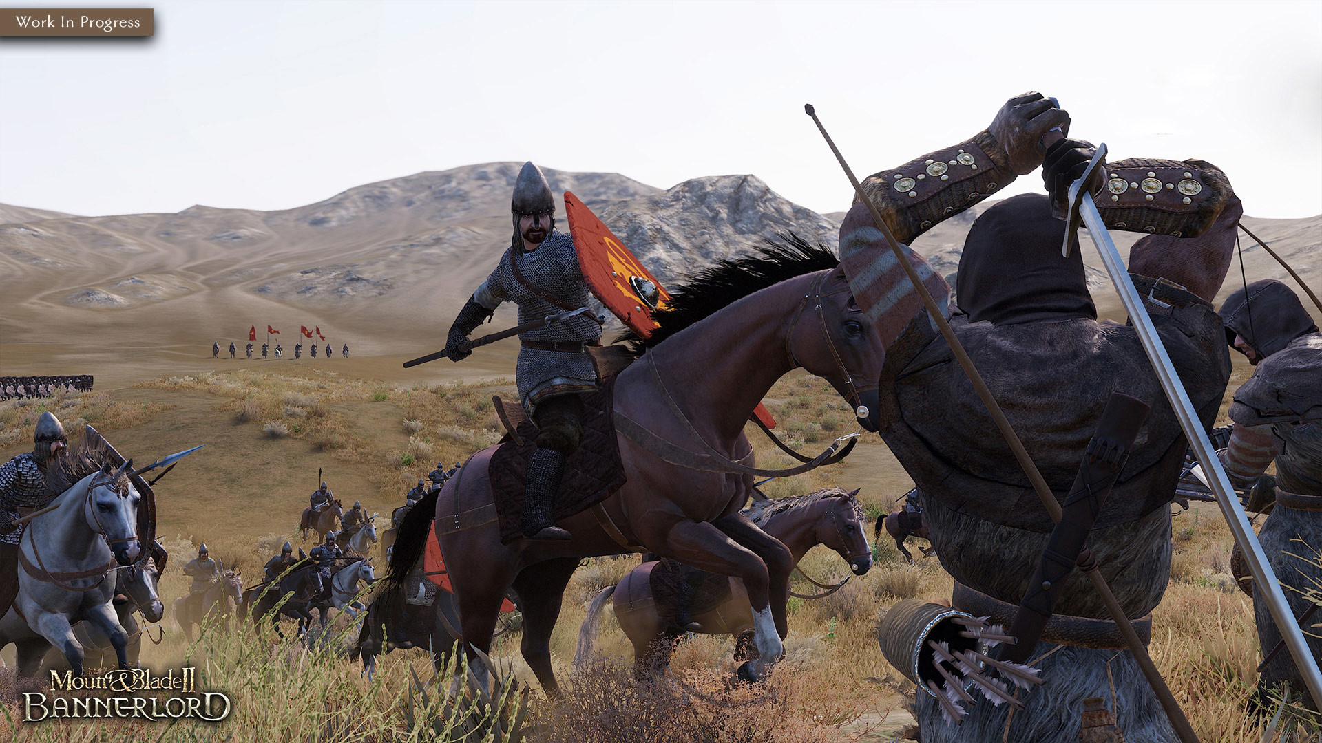 How to become a mercenary in Mount and Blade II: Bannerlord