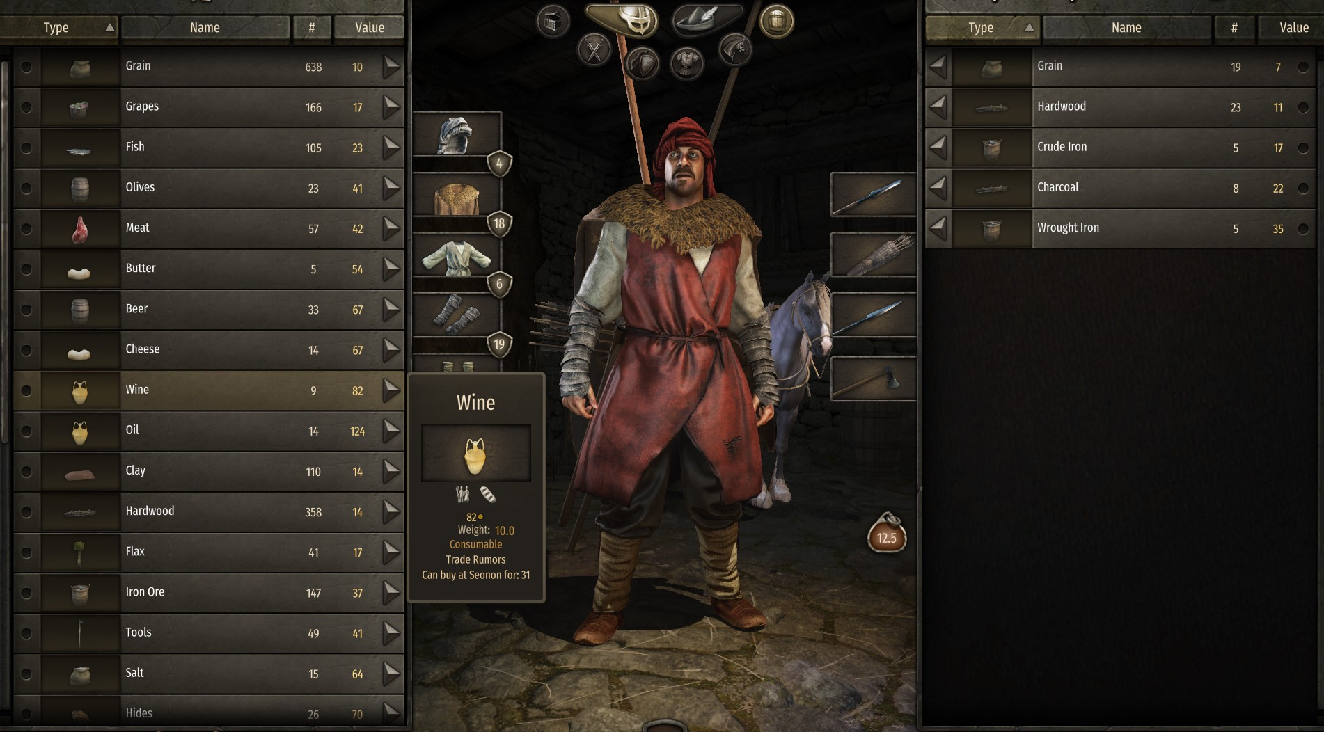 Trade guide for Mount and Blade II: Bannerlord