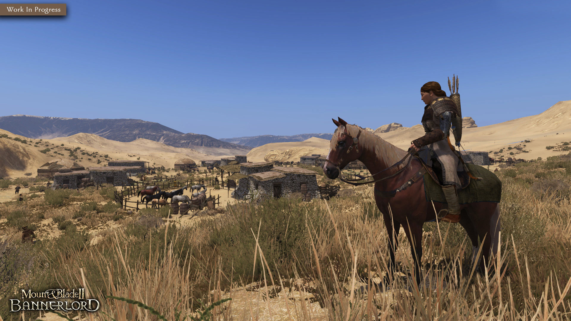 How to create caravans in Mount and Blade II: Bannerlord