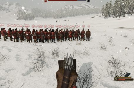 How to declare war in Mount & Blade II: Bannerlord