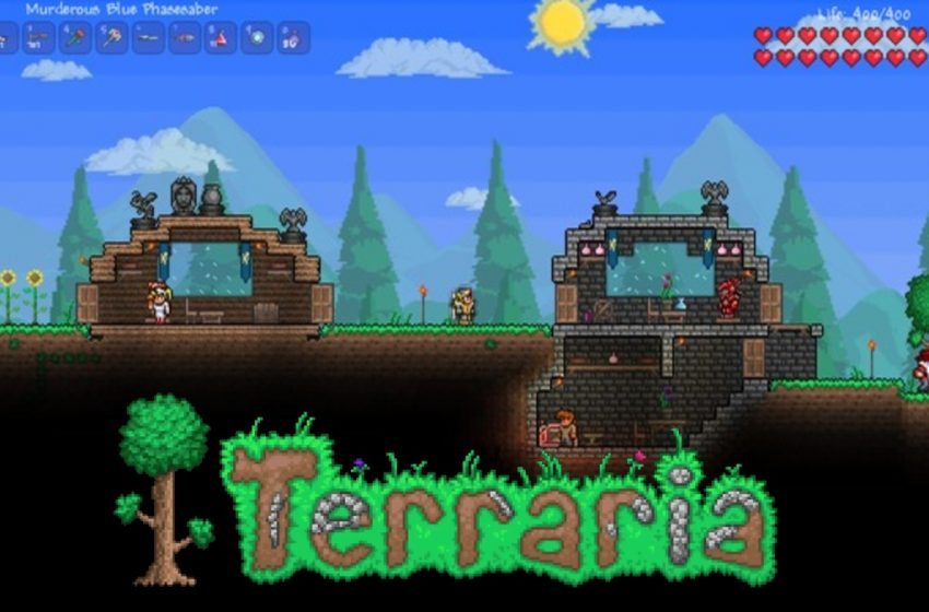 The best accessories in Terraria
