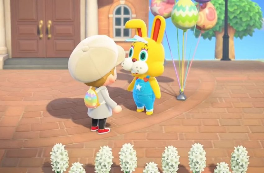 What do you get once you craft all the Bunny Day DIY Recipes in Animal Crossing: New Horizons?
