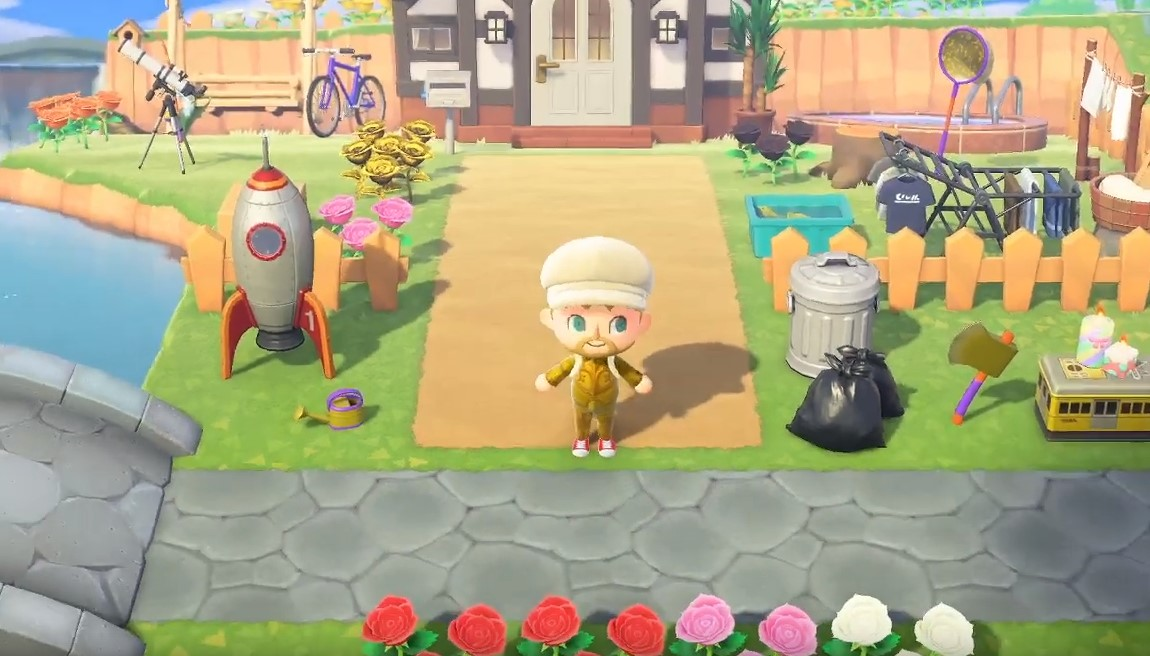 How to get Gold Armor in Animal Crossing: New Horizons