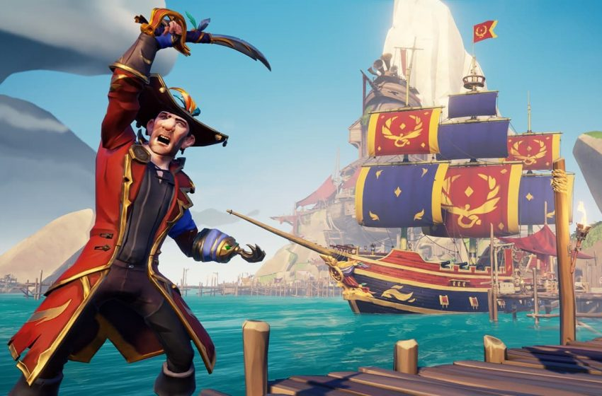 The best way to earn gold in Sea of Thieves