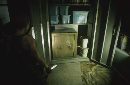 All safe and locker codes in Resident Evil 3 Remake