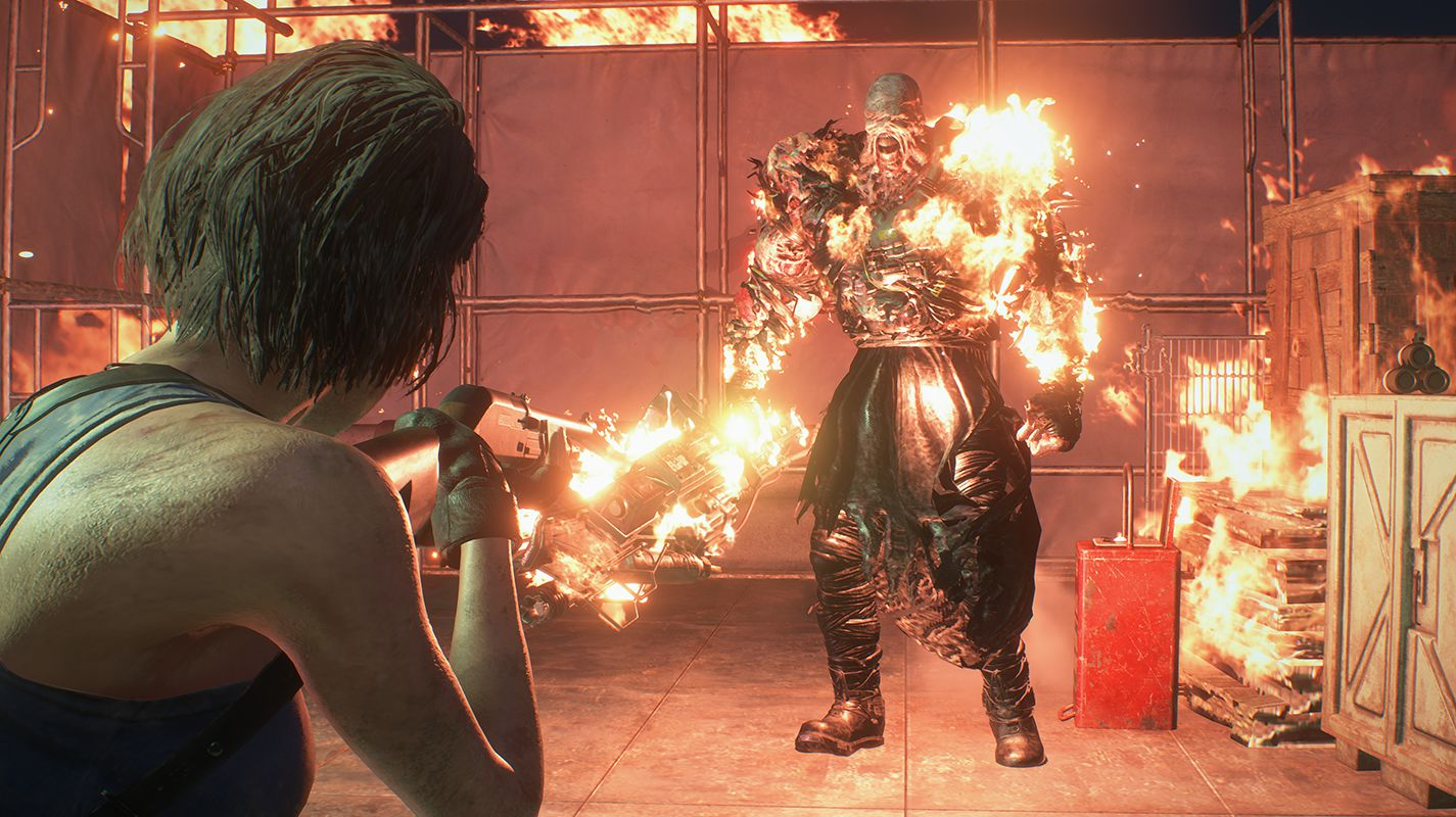 Is there a Resident Evil 3 Remake New Game Plus mode?