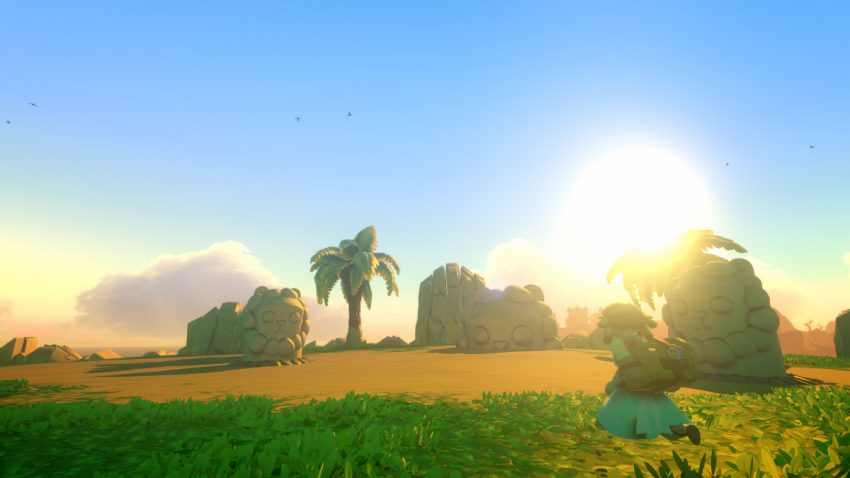 Yonder: The Cloud Chronicles