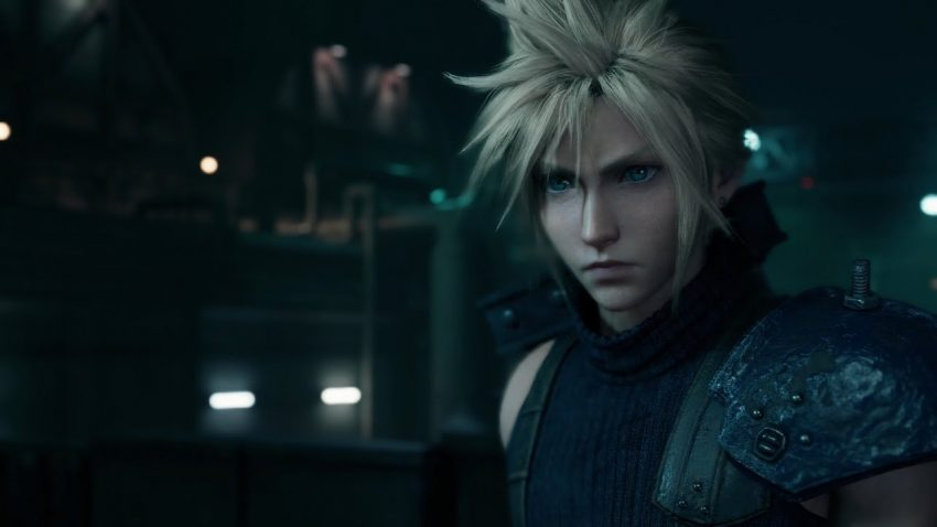 Is Final Fantasy 7 Remake on PC
